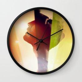 I Believe - Bright Light Bright Light Wall Clock