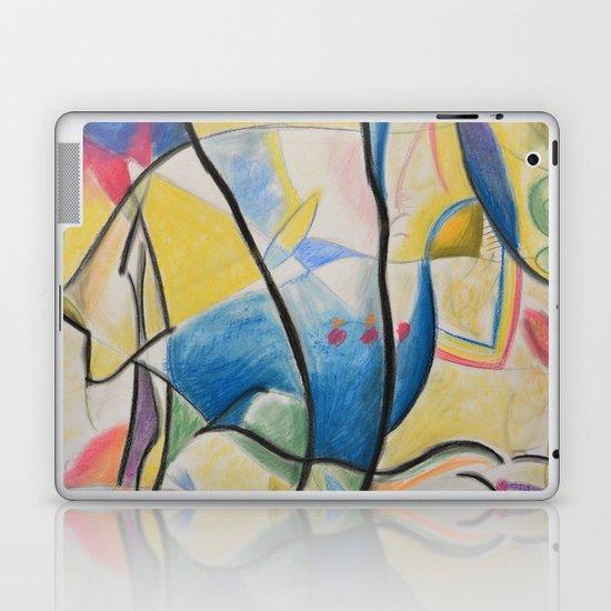 Figure Dance Laptop & iPad Skin