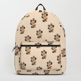 Ikebana - Geometric flower Backpack