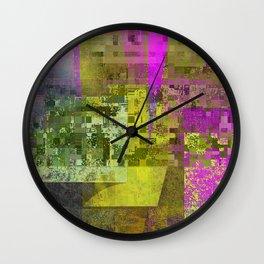 compulsion Wall Clock
