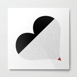 Heart (14) Metal Print