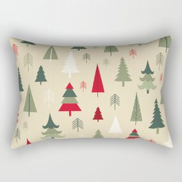 Christmas Holiday gift Rectangular Pillow