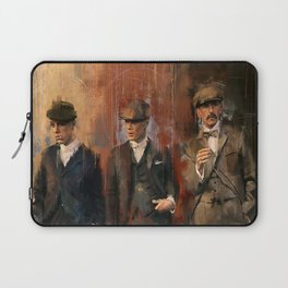 Shelby brothers Laptop Sleeve