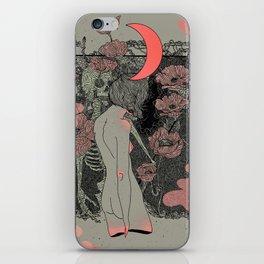 I Dreamt iPhone Skin
