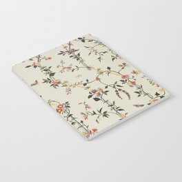 Floral Piece late 18th century Chinese for French market Notebook