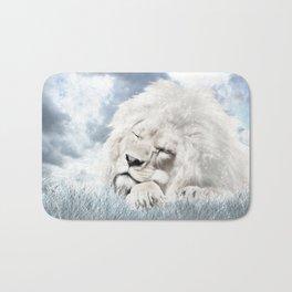 Barbary Lion Bath Mat