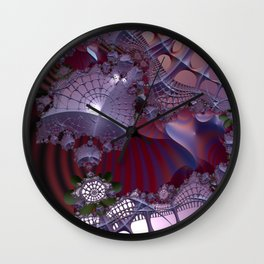Meshing up Wall Clock