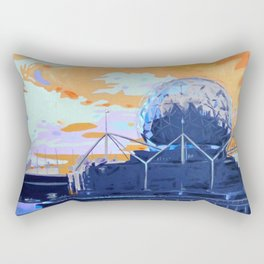 Science & Sky (Beautiful but Different) Rectangular Pillow