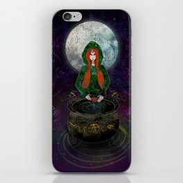 Cerridwen iPhone Skin