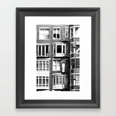 Escapes Framed Art Print