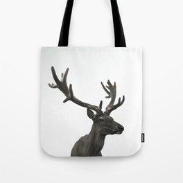 Single Deer Tote Bag