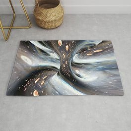 Twisted Space Rug