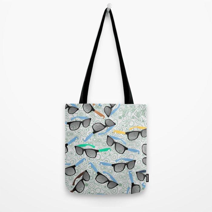 80's Shades Tote Bag