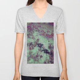 color fields Unisex V-Neck