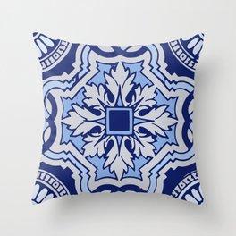 Classic Spanish Throw Pillow