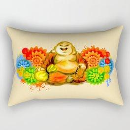 Buddah Rectangular Pillow