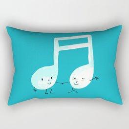 Our Song Rectangular Pillow