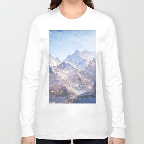 Alps Long Sleeve T-shirt