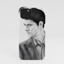 Matthew Portrait iPhone Case
