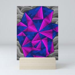 smell the colour 11 Mini Art Print