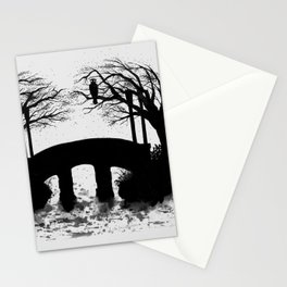 The Guardian of the Bridge Stationery Cards