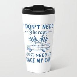 Race my car Travel Mug