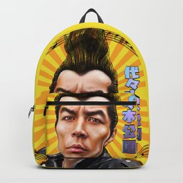 Let's Rock! @ Yoyogi Koen Backpack