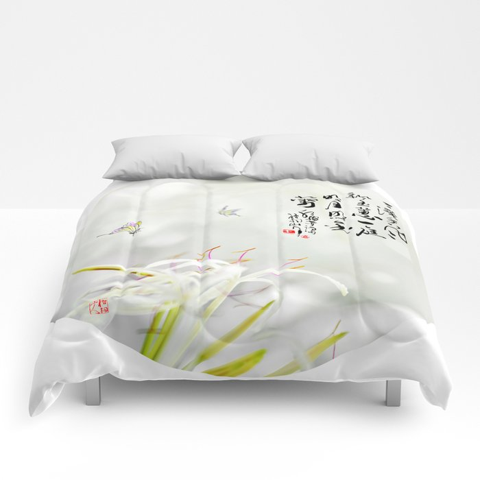 Orchid20140705-2# Comforters