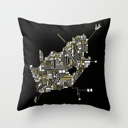 South Africa Devotional Throw Pillow