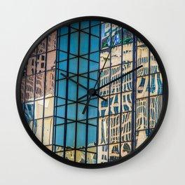 Reflections at Columbus Commons Wall Clock