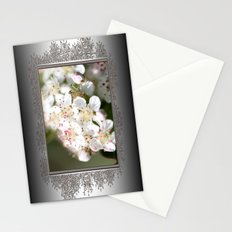 Aronia Blossoms Stationery Cards