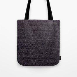 Grey Flat Weave Rug Texture Pattern Tote Bag