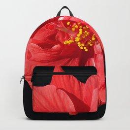 Red Hibicus DPG150523 Backpack