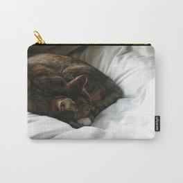 Naptime Purrs Carry-All Pouch