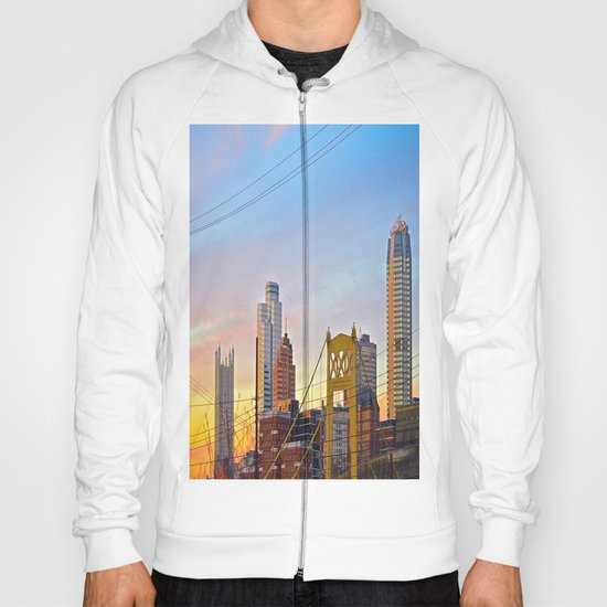 Sunset from the Southside Hoody