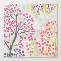 Tree 0f Love Canvas Print