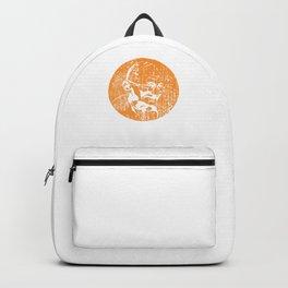 Grungy Gandhi Backpack