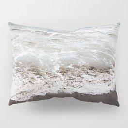 Brown Beach Pillow Sham