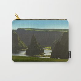Sea Stacks at Duncansby Head Carry-All Pouch