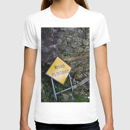 On Account of Rain T-shirt