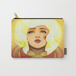 Sunny Carry-All Pouch