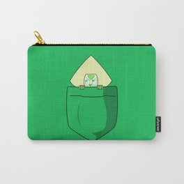 Peridot Pocket Tee Carry-All Pouch