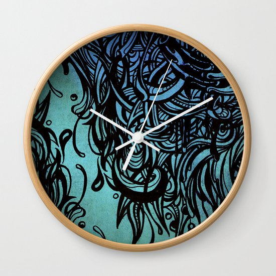 ALCON Wall Clock