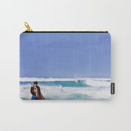 Surf City Carry-All Pouch