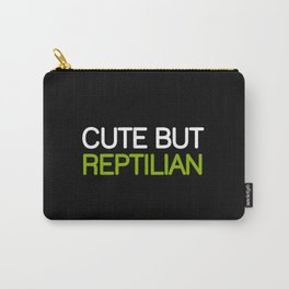 CUTE BUT REPTILIAN Carry-All Pouch