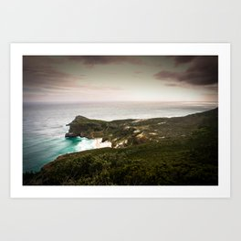 Western Cape, South Africa - SAWC08 Art Print
