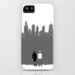Snopocalypse iPhone Case