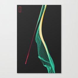 H E R O N Canvas Print