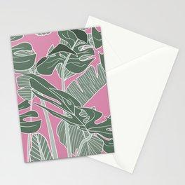 Palm Jungle Stationery Cards