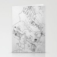 key Stationery Cards featuring Key by ℳajd